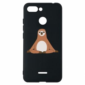 Xiaomi Redmi 6 Case Sloth