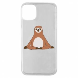 Phone case for iPhone 11 Pro Sloth