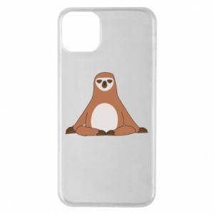 iPhone 11 Pro Max Case Sloth