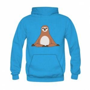 Kid's hoodie Sloth