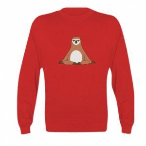 Kid's sweatshirt Sloth