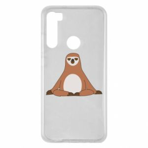 Xiaomi Redmi Note 8 Case Sloth