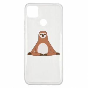 Xiaomi Redmi 9c Case Sloth