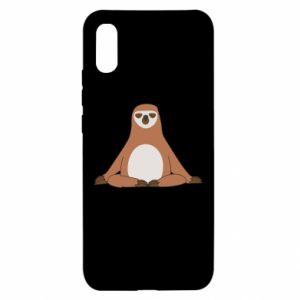 Xiaomi Redmi 9a Case Sloth