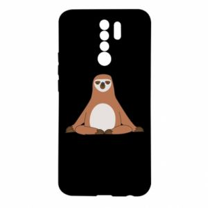 Xiaomi Redmi 9 Case Sloth