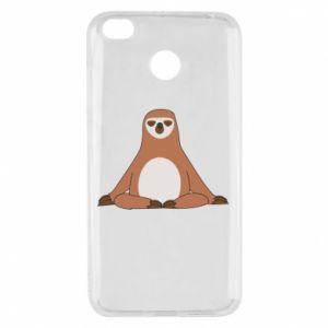 Xiaomi Redmi 4X Case Sloth