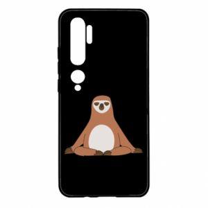 Xiaomi Mi Note 10 Case Sloth