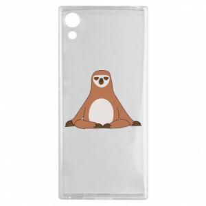 Sony Xperia XA1 Case Sloth