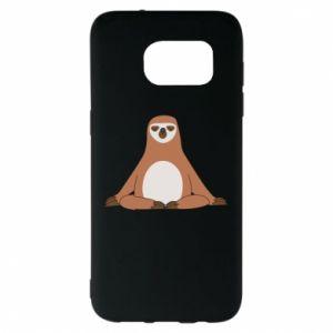 Samsung S7 EDGE Case Sloth