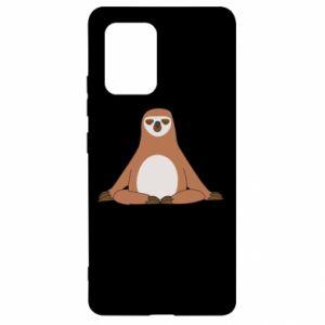 Samsung S10 Lite Case Sloth