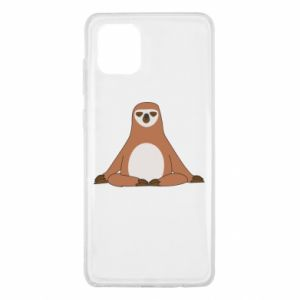 Samsung Note 10 Lite Case Sloth