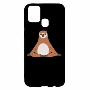 Samsung M31 Case Sloth