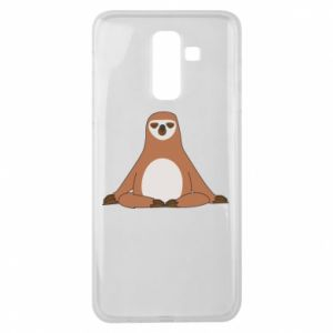 Samsung J8 2018 Case Sloth