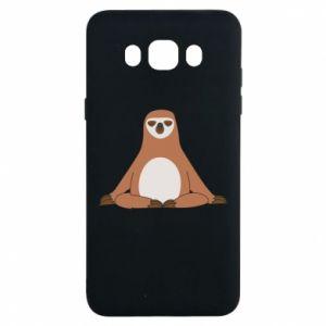 Samsung J7 2016 Case Sloth