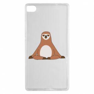 Huawei P8 Case Sloth