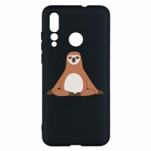 Huawei Nova 4 Case Sloth