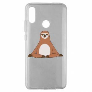 Huawei Honor 10 Lite Case Sloth
