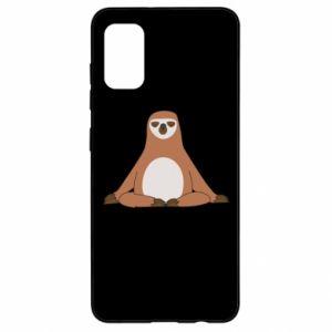 Samsung A41 Case Sloth