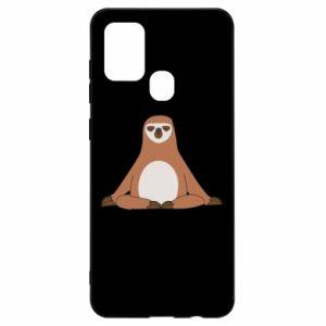 Samsung A21s Case Sloth