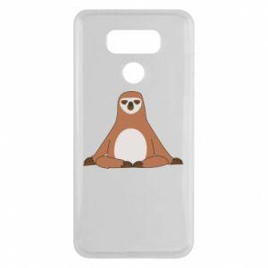 LG G6 Case Sloth