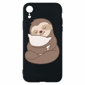 iPhone XR Case Sloth