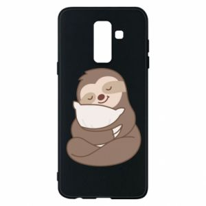 Phone case for Samsung A6+ 2018 Sloth