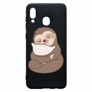 Phone case for Samsung A30 Sloth