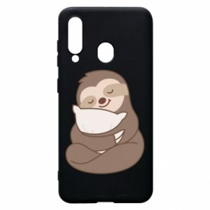 Phone case for Samsung A60 Sloth