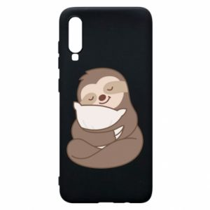 Phone case for Samsung A70 Sloth