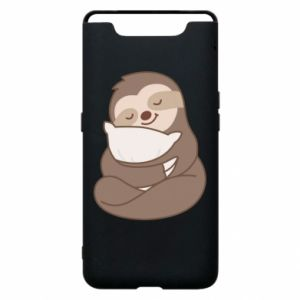 Phone case for Samsung A80 Sloth