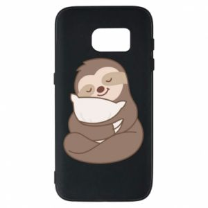 Phone case for Samsung S7 Sloth
