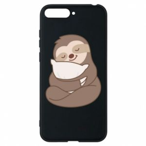 Phone case for Huawei Y6 2018 Sloth