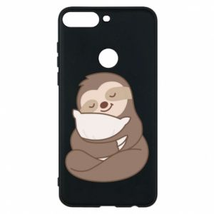 Phone case for Huawei Y7 Prime 2018 Sloth