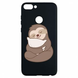 Phone case for Huawei P Smart Sloth