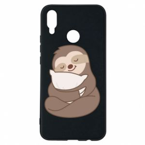 Phone case for Huawei P Smart Plus Sloth