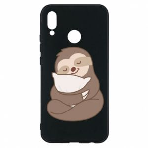 Phone case for Huawei P20 Lite Sloth