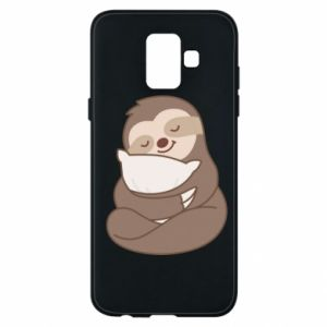 Phone case for Samsung A6 2018 Sloth