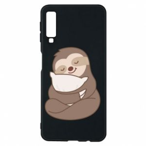 Phone case for Samsung A7 2018 Sloth
