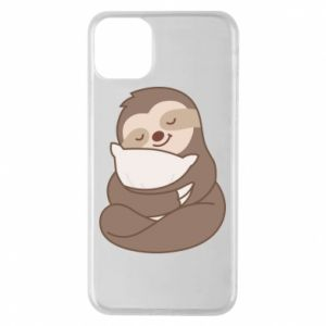iPhone 11 Pro Max Case Sloth