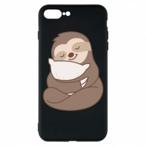 Phone case for iPhone 7 Plus Sloth