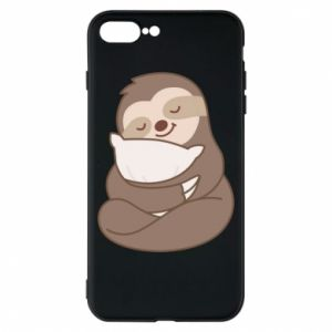 Phone case for iPhone 8 Plus Sloth