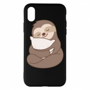 iPhone X/Xs Case Sloth