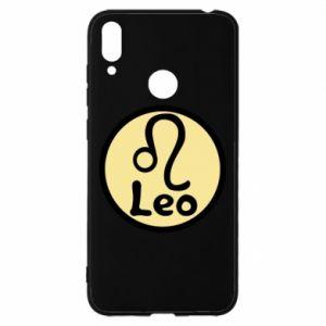 Huawei Y7 2019 Case Leo
