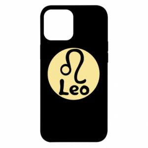 iPhone 12 Pro Max Case Leo