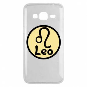 Phone case for Samsung J3 2016 Leo