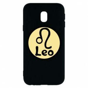 Phone case for Samsung J3 2017 Leo