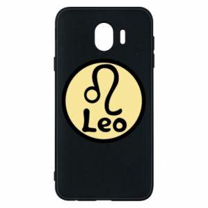 Samsung J4 Case Leo