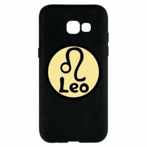 Etui na Samsung A5 2017 Leo - PrintSalon
