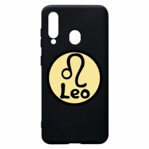 Samsung A60 Case Leo