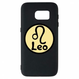 Samsung S7 Case Leo